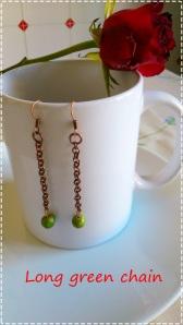 Long Green Chain (5 Euros)